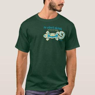 Camiseta reelija el skink