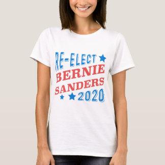 Camiseta Reelija las chorreadoras de Bernie 2020 fuentes