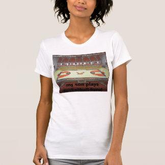 Camiseta ¡ReeseCourt, mi hijo juega a baloncesto aquí!