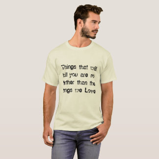 Camiseta Refrán verdadero