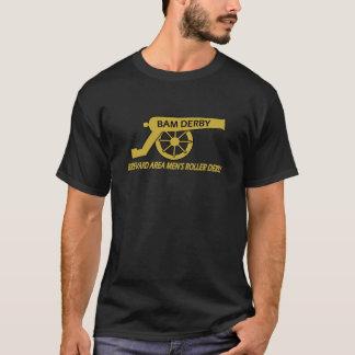 Camiseta Refriega negra T del BAM Derby