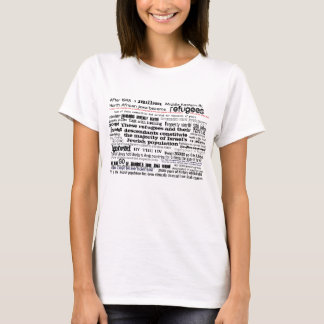 Camiseta Refugiados