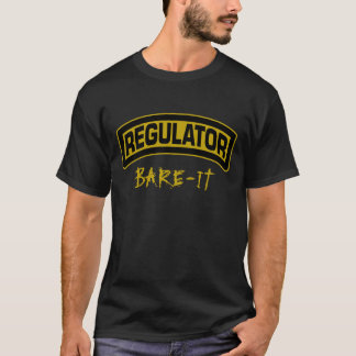 Camiseta REG_Shirt, BARE-IT