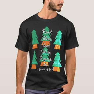 Camiseta Regalo de encargo divertido del retruécano para su