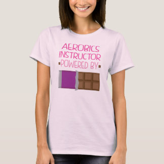 Camiseta Regalo del chocolate del instructor de los