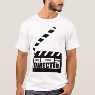 Camiseta Regalo personalizado del director de película