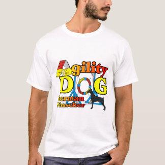 Camiseta Regalos alemanes de la agilidad del Pinscher
