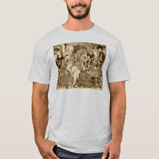 Camiseta Regalos de la escena de la natividad para el
