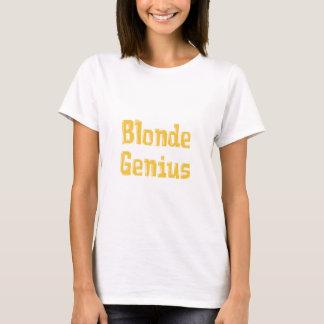 Camiseta Regalos rubios del genio
