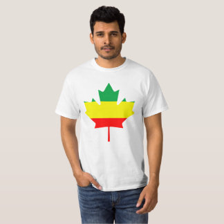 CAMISETA REGGAE DE CANADÁ.
