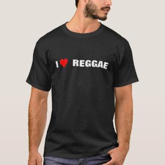 Camiseta REGGAE I [del corazón]
