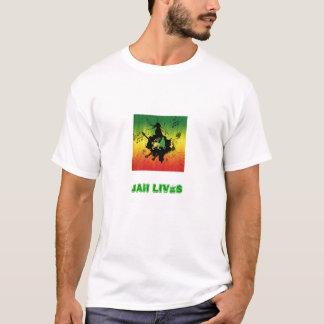 Camiseta Reggae, vidas de Jah