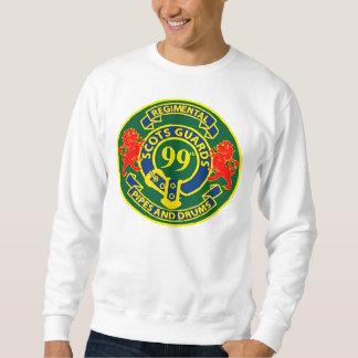 Camiseta regimental de los tubos y de los tambores