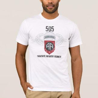 Camiseta Regimiento de infantería de 505 paracaídas 82.o