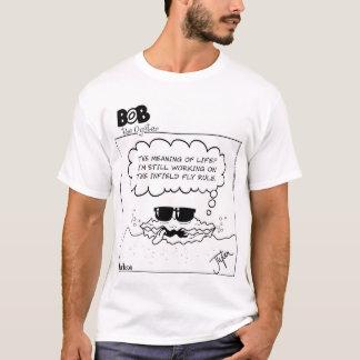 Camiseta Regla de la mosca de área de la pista de