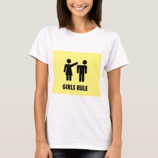 Camiseta Regla de los chicas