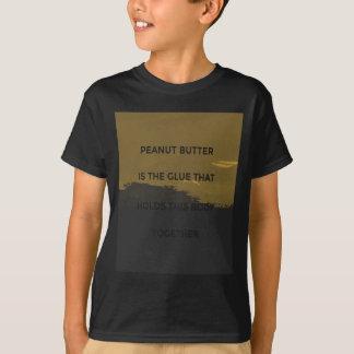 Camiseta Reglas de la mantequilla de cacahuete