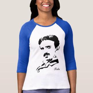 Camiseta ¡Reglas de Nikola Tesla! Negro