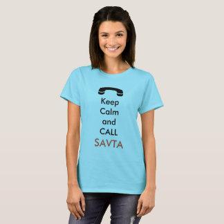 Camiseta Reglas de Savta