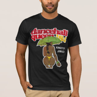 Camiseta Reina '84 de Dancehall
