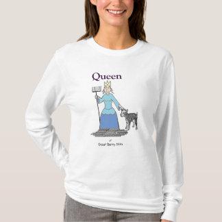 Camiseta Reina, baya Mtn de la cabra., de