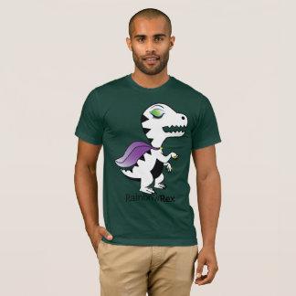 Camiseta Reina de fricción de Rex del arco iris