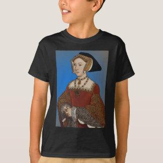 Camiseta Reina de Jane Seymour del Enrique VIII de
