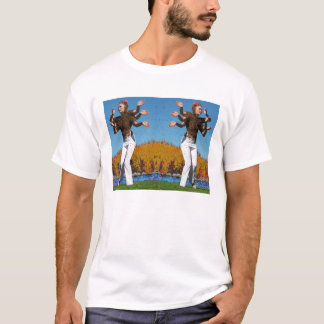 Camiseta reina de la abeja del kali