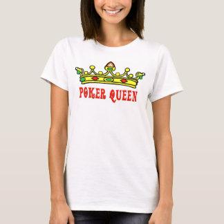 Camiseta Reina del póker