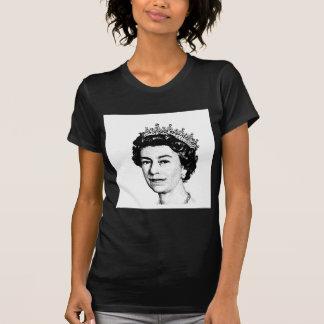 Camiseta Reina Elizabeth