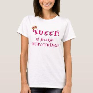 Camiseta Reina todo