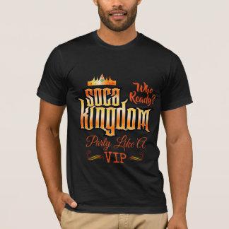 Camiseta Reino de Soca del CARNAVAL (su texto)