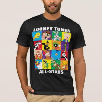 Camiseta Rejilla LOONEY del carácter de TUNES™