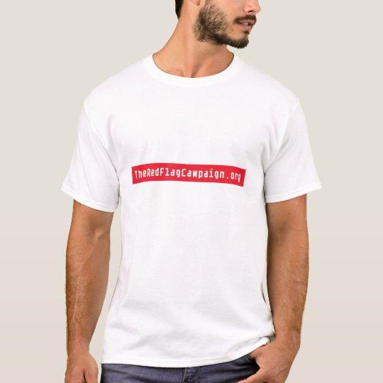 Camiseta Relaciones T-camisa-Sanas