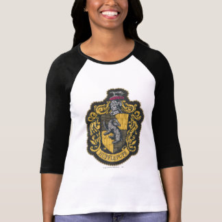 Camiseta Remiendo del escudo de Harry Potter el |