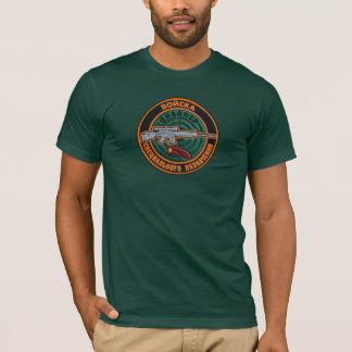 Camiseta Remiendo del francotirador de Spetsnaz del ruso