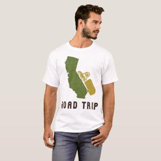 Camiseta Remolque de campista del viaje por carretera rv de