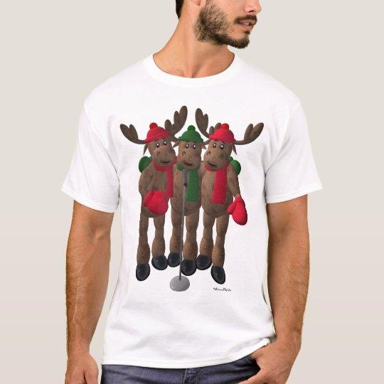 Camiseta Reno caprichoso: Los hermanos de los alces