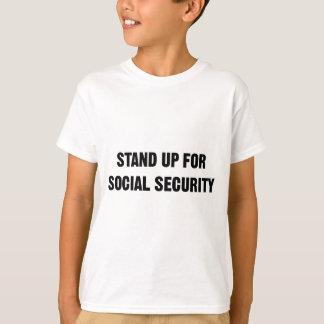 Camiseta Represente para arriba Seguridad Social