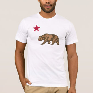 Camiseta República de California