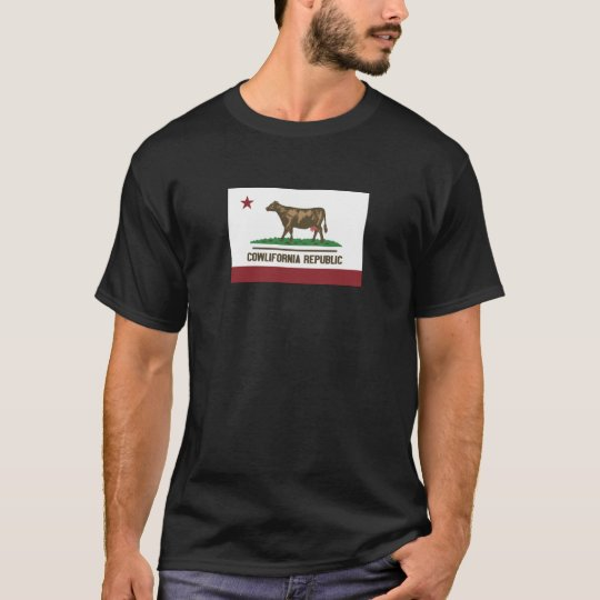 Camiseta República de Cowlifornia