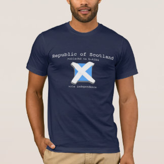 Camiseta República de Escocia