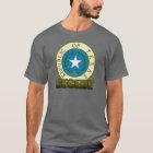 Camiseta República de Tejas - Secede