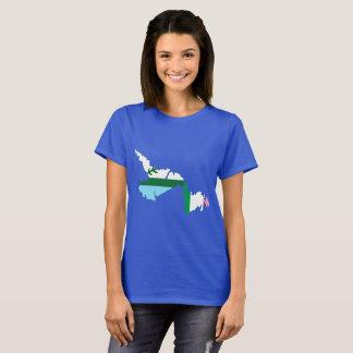 Camiseta República de Terranova