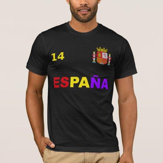 Camiseta República Española