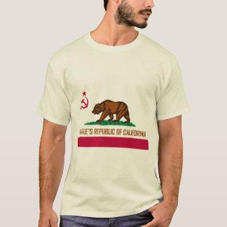 Camiseta República popular de California