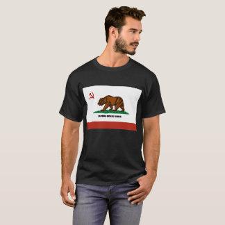 Camiseta República socialista T de California