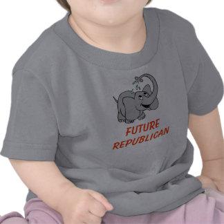 Camiseta republicana futura