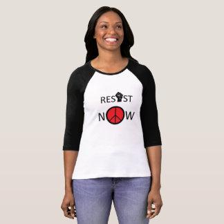 Camiseta Resista