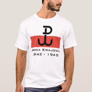 Camiseta Resistencia polaca